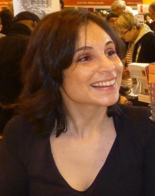 Kenza Sefrioui